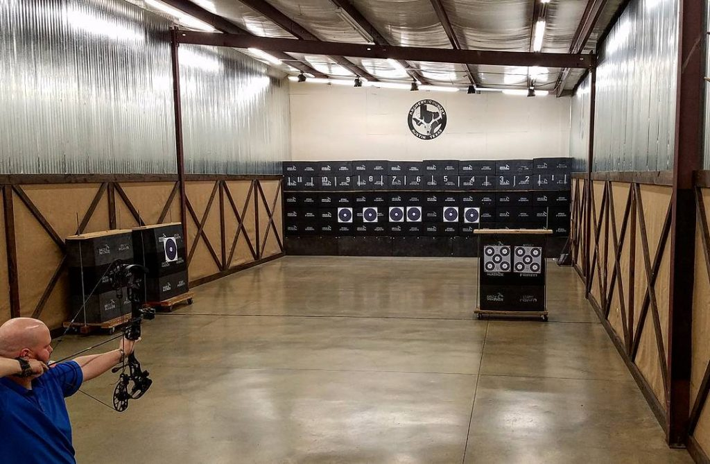 Indoor Play Places in Round Rock - Archery Country