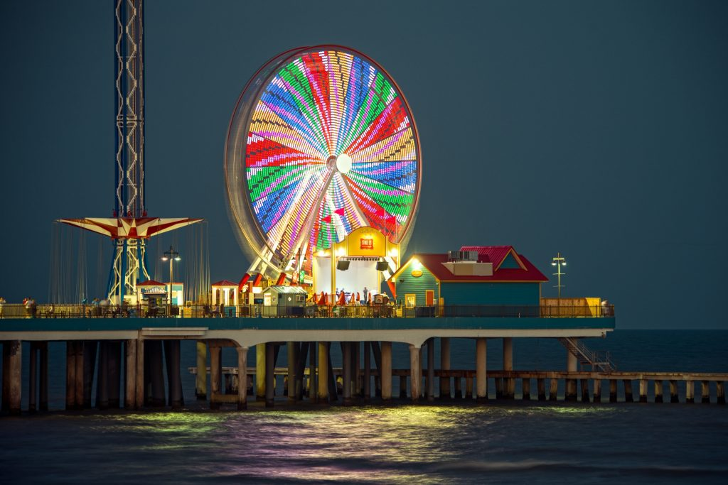 5 Places to Visit in Texas : Galveston