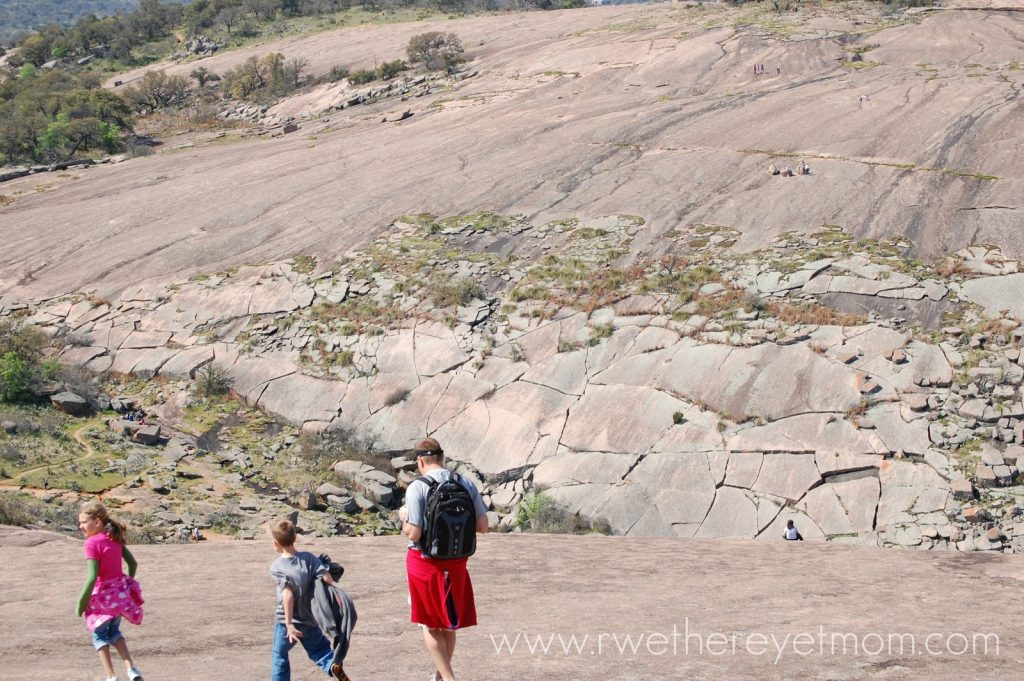 5 Places to Visit in Texas : Enchanted Rock