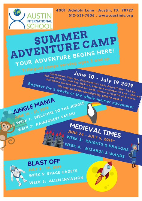 Round Rock Summer Camp Guide 2019 Round The Rock