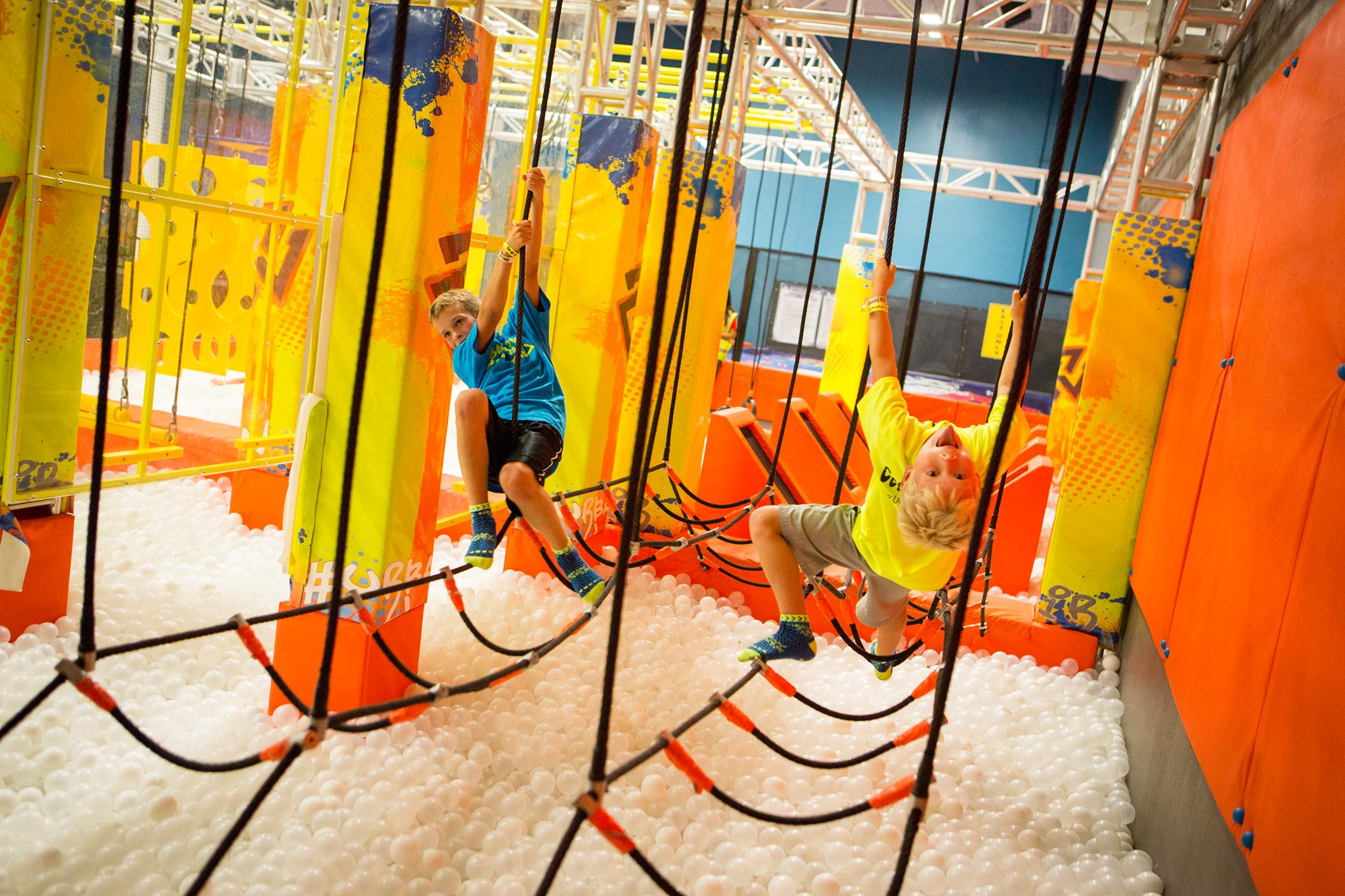 Win Free Jumping For A Year At The Grand Opening Of Urban
