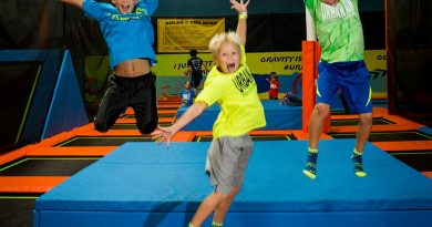 Win Free Jumping for a Year at the Grand Opening of Urban Air Adventure Park – April 21, 2018