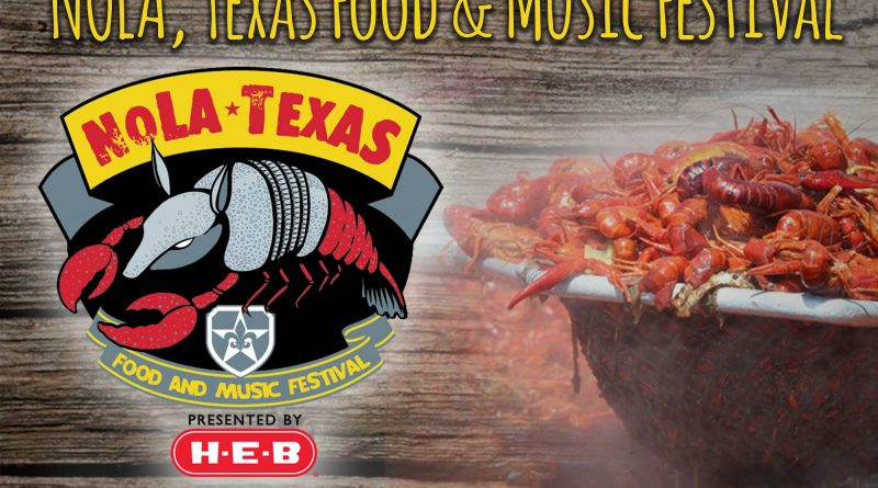 NOLA Texas Food & Music Festival | April 8, 2018 - Round The Rock