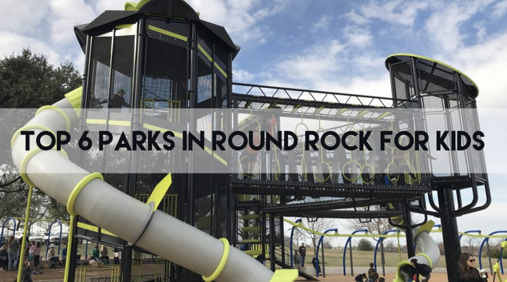 Round Rock Spring Fun: Top Parks in Round Rock