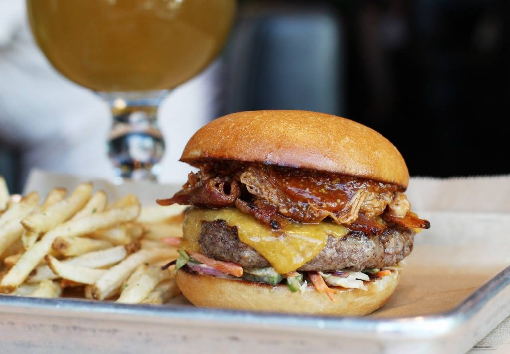 Best Burgers in Round Rock - Hopdoddy Burger Bar