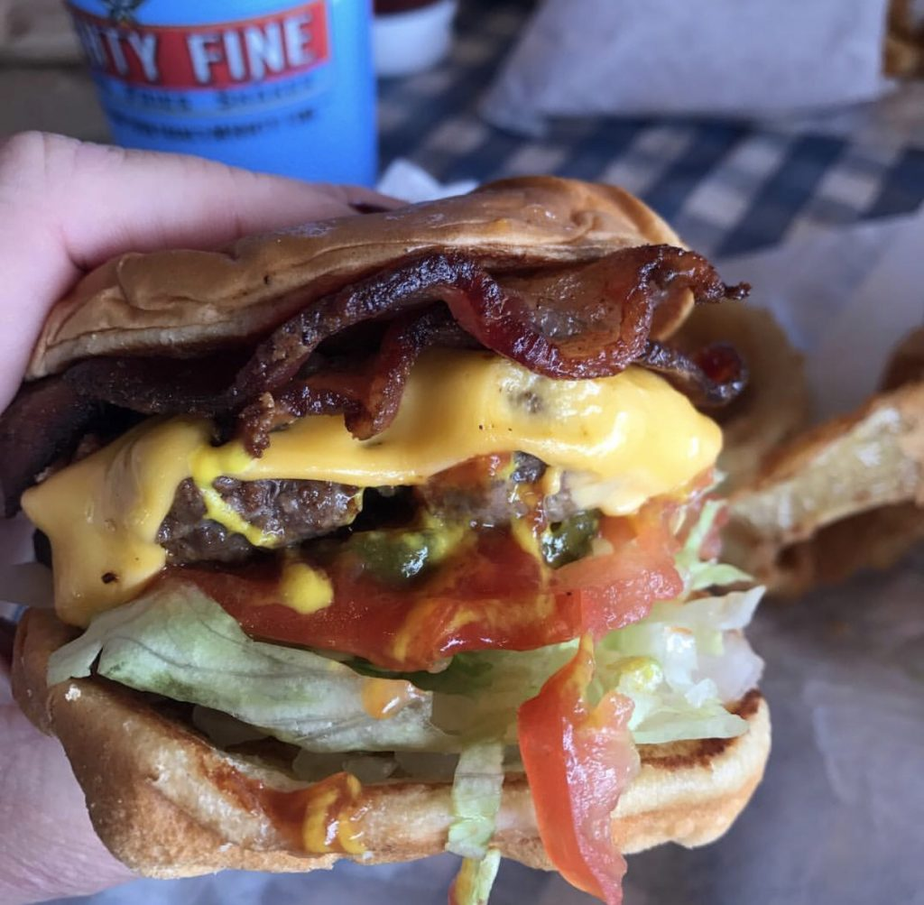 Best Burgers in Round Rock - Mighty Fine Burgers