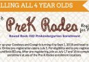 Round Rock ISD's Pre-K Rodeo Registration Events | July 17 & 18, 2018