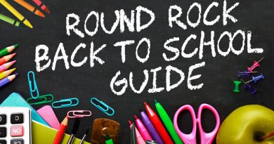Round Rock Back to School Guide