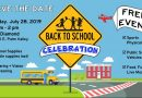 Round Rock ISD's Back to School Celebration | July 28, 2019
