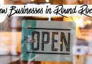 New Businesses Opening in Round Rock: Summer 2018