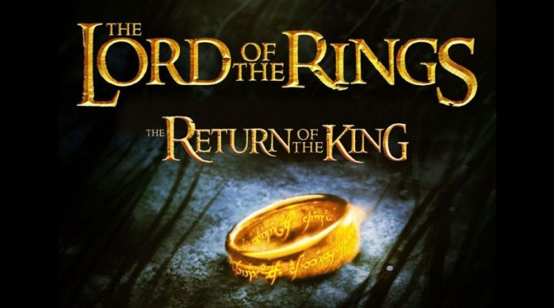 Lord Of The Rings Birthday Presents