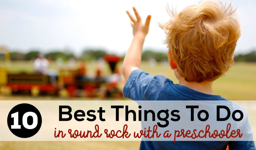 Round Rock Spring Fun: Preschool Fun