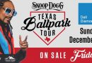 Snoop Dogg is Coming to Round Rock!