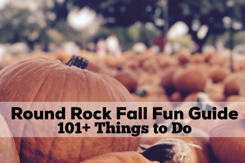 Round Rock Fall Fun