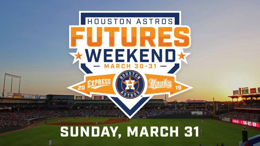 Houston Astros Futures Weekend at the Dell Diamond | March 30-31