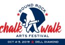 Round Rock Chalk Walk and Festival Benefitting the Arts | October 4-5, 2019