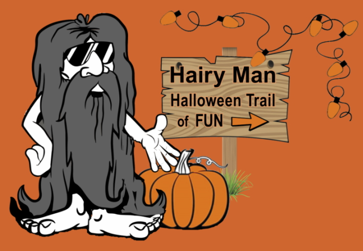 This image has an empty alt attribute; its file name is Hairy-Man-Trail-orange-background-.jpg