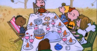Mark Your Calendars! A Charlie Brown Thanksgiving Will Air on November 27