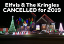 Elfvis & the Kringles CANCELLED for 2019 – Holiday Light Display in Round Rock