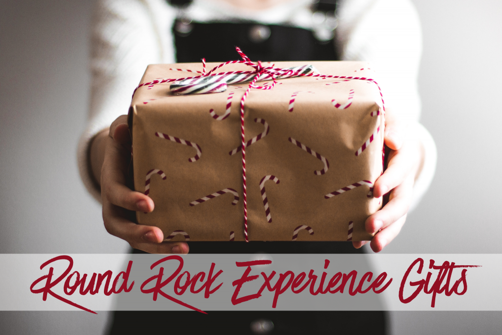 Round Rock Experience Gifts