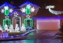 Georgetown Home Does Git Up Light Show for the Holidays