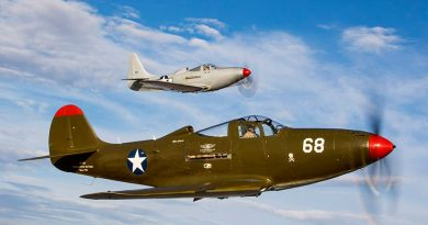 Commemorative Air Force Flies Over Round Rock – Monday, May 25, 2020