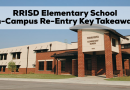 RRISD Elementary School On-Campus Re-Entry Virtual Town hall Key Takeaways