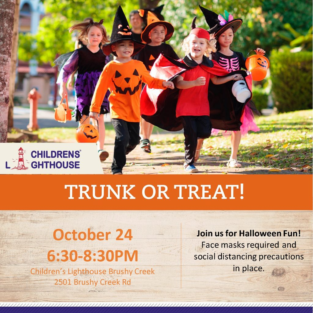 Trunk or Treats in Round Rock