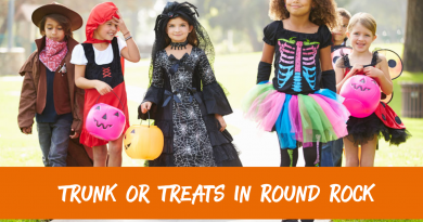 Halloween Trunk or Treats in Round Rock