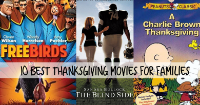 10 Best Thanksgiving Movies for the Family