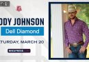 Cody Johnson Performs Live at Dell Diamond | March 20, 2021