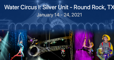FREE Tickets for Kids to the Water Circus in Round Rock