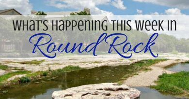 What's Happening in Round Rock: May 7-9, 2021